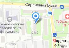 Компания «Образ» на карте