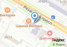 Компания «Аквадизайн» на карте