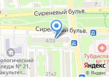 Компания «Студио Феллини» на карте