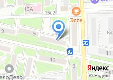 Компания «Промошапка» на карте