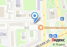 Компания «Туту беби» на карте