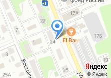 Компания «Консульт АВТО» на карте