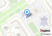 Компания «Средняя общеобразовательная школа №1716 Эврика-Огонёк» на карте