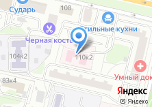 Компания «Частный вебмастер» на карте