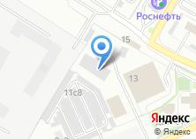 Компания «ГорСвязьСервис» на карте