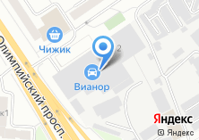 Компания «Стройтепломаш» на карте