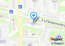 Компания «Качалка» на карте