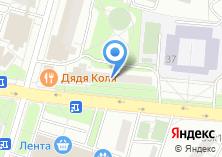 Компания «Ювелирная мастерская Золотой Феникс» на карте