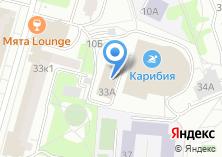 Компания «Апогей» на карте
