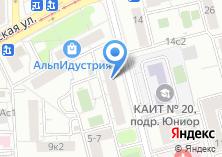 Компания «Наша парикмахерская» на карте