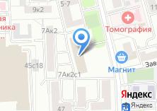 Компания «ЦНИИС» на карте