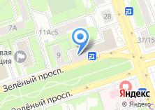 Компания «Перово-Авто» на карте