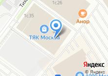 Компания «Магазин карнизов на Тихорецком бульваре» на карте