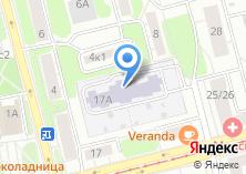 Компания «Детский сад №2677» на карте