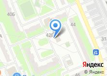 Компания «Магазин косметики и парфюмерии на Корнеева» на карте