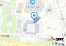 Компания «Средняя общеобразовательная школа №920» на карте