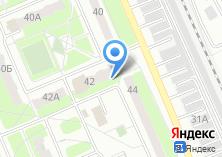 Компания «ЕРЦ ЖКХ» на карте