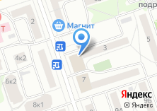 Компания «Гламур» на карте