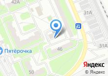 Компания «Оазис Здоровья» на карте