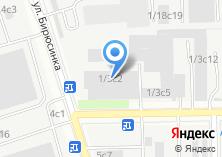Компания «Bartolini.ru» на карте