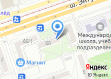 Компания «Дирекция единого заказчика района Перово» на карте