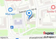 Компания «Банные Русские Парные Технологии» на карте