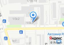 Компания «Ботхин garage» на карте