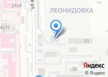 Компания «Ас-Строй» на карте