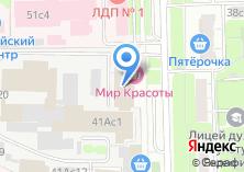 Компания «Zooplaneta shop» на карте