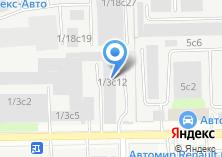 Компания «АвтоТройка» на карте