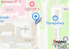 Компания «Limena.ru» на карте