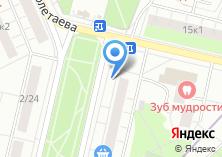 Компания «Первая полоса» на карте