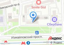 Компания «M-Style» на карте