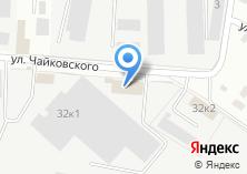 Компания «АвтоМытищи» на карте
