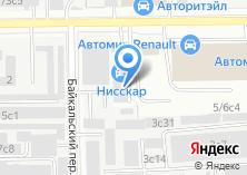 Компания «Фид-Сервис» на карте