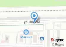 Компания «Великатес» на карте