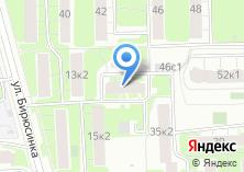 Компания «WellnessFace» на карте