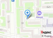 Компания «Ремонт окон Измайловская» на карте