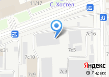 Компания «Nissanmsk» на карте