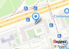 Компания «Мультистоун» на карте