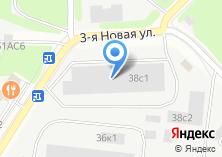 Компания «Потребительский гаражно-строительный кооператив №40» на карте