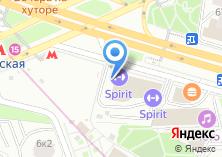 Компания «Автостоянка на Рязанском проспекте» на карте
