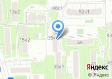 Компания «Электродуга» на карте