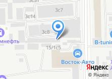 Компания «Запчасти для БМВ» на карте