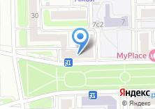 Компания «МАГИЯ» на карте