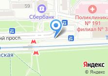 Компания «Благо» на карте