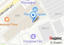Компания «Мотовирус» на карте