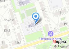 Компания «Детский сад №1174» на карте