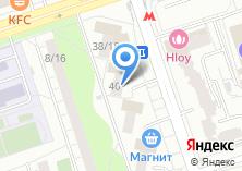 Компания «Ак@демия» на карте