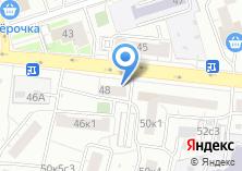 Компания «Инграм» на карте